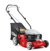 "Cobra 16"" Petrol Powered Lawn Mower M41C"